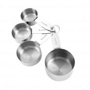 Shaker kuchenny z miarką 0,5L EMSA Clip&Close