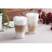 Zestaw szklanek caffe latte 0,40 l 2szt.