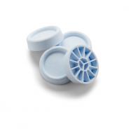 Gumowe podkładki antywibracyjne do pralek i suszarek Meliconi Base Stands