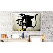 Obraz - Monkey Detonator by Banksy