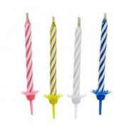 Świeczki urodzinowe