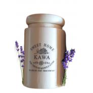 Okrągły pojemnik KAWA Sweet Home