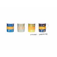Zestaw kubków 4 szt. w pudełku Kasprzyk Designer Collection