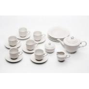 Zestaw do herbaty standard 21 szt. w pudełku GRACE