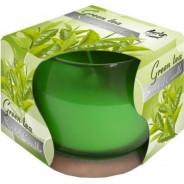 Świeca zapachowa-zielona herbata