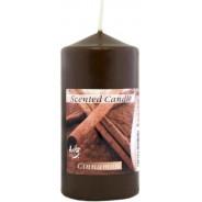 Świeca zapachowa walec- cynamon