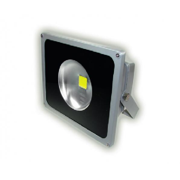 Naświetlacz LED Kirch szary 50 W 008672