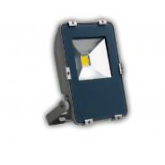 Naświetlacz LED Lose jasno szary 10 W 005746
