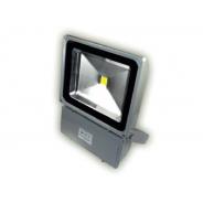 Naświetlacz LED MRS szary 100 W 008206
