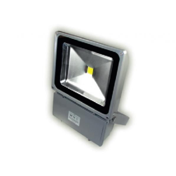 Naświetlacz LED Mas szary 100 W 007869