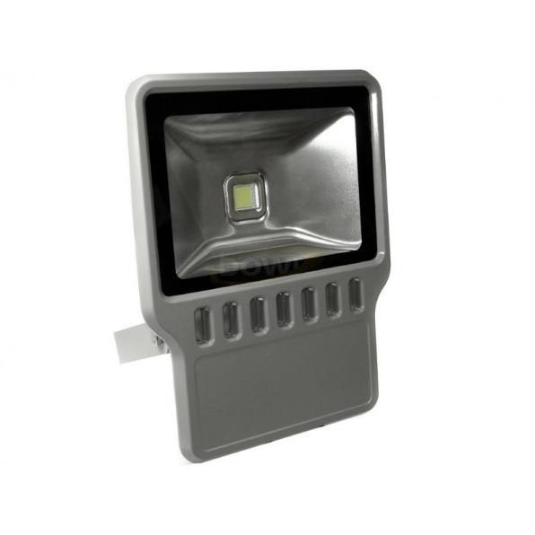 Naświetlacz LED Mas szary 100 W 007345