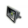 Naświetlacz LED Mas szary 10 W 008010