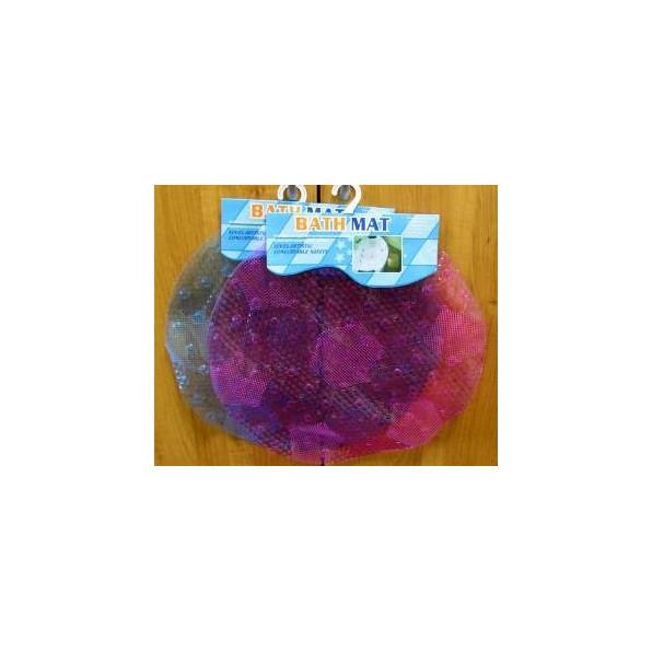 Mata łazienkowa okrągła S131142