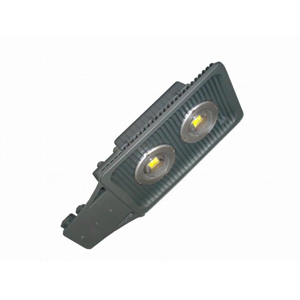 Lampa uliczna LED WHEEL 100W biały ciepły 520×235×115mm 009726