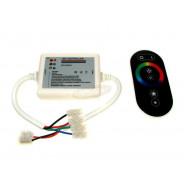 Kontroler LED RF dotykowy 18A 6 key czarny 001954