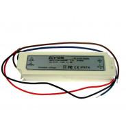Zasilacz LED 12V 40W napięciowy IP67 plastik156
