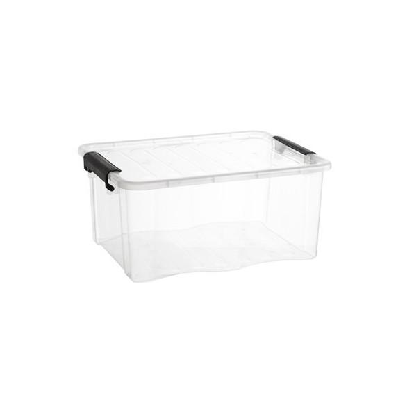 Pojemnik do przechowywania HOME BOX W/ LID MAXI 12 L