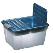 Pojemnik HOME BOX JUMBO W/ 2-ROOM LID
