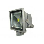 Naświetlacz LED 30W czujnik ruchu biały ciepły