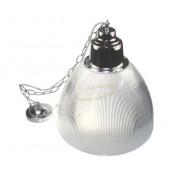 Lampa wisząca Uggi E27 frost 410*410