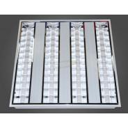 OPRAWA RASTER LED ADAMES 40W DW 595*595