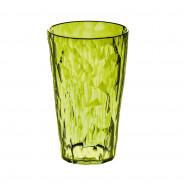 Szklanka na zimne napoje 0,45 L zielona CRYSTAL 2.0