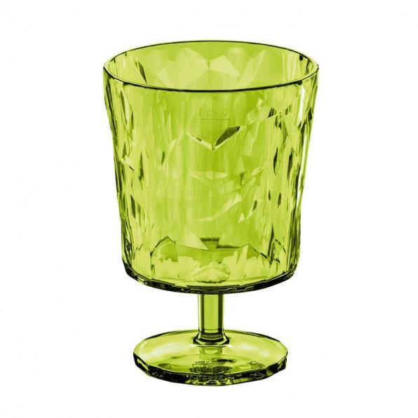 Pucharek deserowy 0,25 L zielony CRYSTAL 2.0