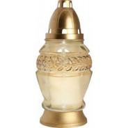 Lampion. znicz Barva Glass 3010