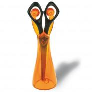 Nożyczki na stojaku pomarańczowe EDWARD