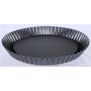 Forma karbowana 300mm czarna
