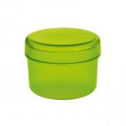 Pojemnik na patyczki kosmetyczne zielony Rio